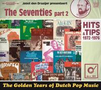 The Golden Years Of Dutch Pop Music, The Seventies Part 2--CD