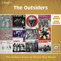 The Golden Years Of Dutch Pop Music: The Outsiders-The Outsiders-LP