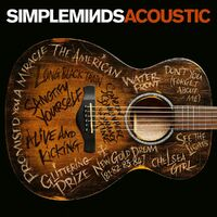 Acoustic-Simple Minds-CD