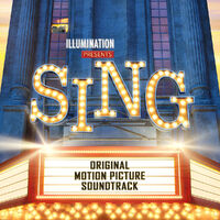 Sing-Original Soundtrack-CD