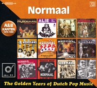 The Golden Years Of Dutch Pop Music: Normaal-Normaal-CD