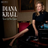 Turn Up The Quiet-Diana Krall-CD