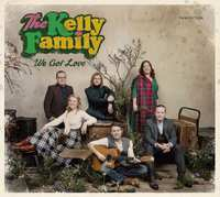 We Got Love (Limited Fan Edition)-The Kelly Family-CD