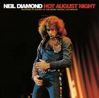 Hot August Night-Neil Diamond-LP
