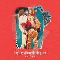 Hopeless Fountain Kingdom Del.Ed.)-Halsey-CD