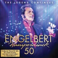 Engelbert Humperdinck: 50-Engelbert Humperdinck-CD