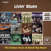 The Golden Years Of Dutch Pop Music: Livin' Blues-Livin' Blues-LP