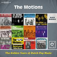The Golden Years Of Dutch Pop Music: The Motions-The Motions-LP