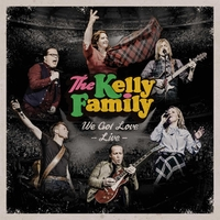 We Got Love Live)-The Kelly Family-CD