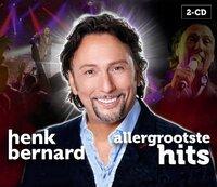 Allergrootste Hits 10 Jaar-Henk Bernard-CD