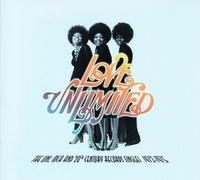 The Uni, Mca And 20th Century Recor-Love Unlimited-CD
