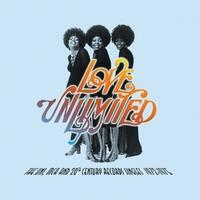 The Uni, Mca And 20th Century Recor-Love Unlimited-LP