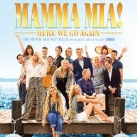 Mamma Mia! Here We Go Again - The Movie Soundtrack-Original Soundtrack-CD