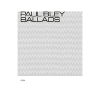 Ballads-Paul Bley-CD