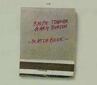 Matchbook-Towner, Ralph | Burton, Gary-CD