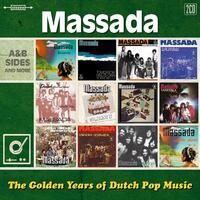 The Golden Years Of Dutch Pop Music: Massada-Massada-CD