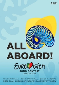 All Aboard! Eurovision Song Contest - Lisbon 2018-DVD