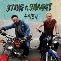 44/876-Shaggy, Sting-CD