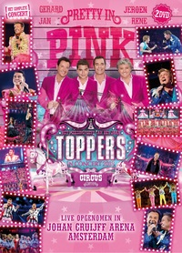 Toppers In Concert 2018 - Pretty In Pink (2 DVD)-DVD