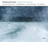 Where The River Goes (Vinyl)-Wolfgang Muthspiel-LP