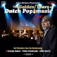 The Golden Years Of Dutch Pop Music: Live (CD+DVD)-Johan Derksen-CD+DVD
