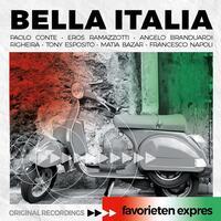 Favorieten Expres - Bella Italia--CD