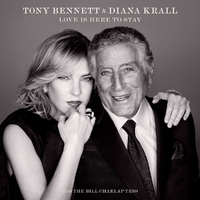 Love Is Here To Stay-Diana Krall, Tony Bennett-CD