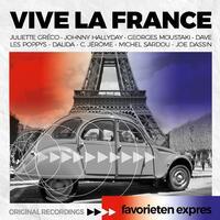 Favorieten Expres - Vive La France--CD