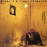 Shoot Out The Lights-Richard Thompson & Linda-LP