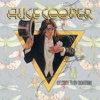 Welcome To My Nightmare-Alice Cooper-LP