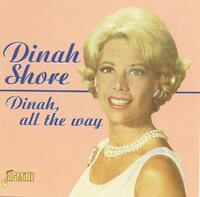 Dinah, All The Way-Dinah Shore-CD