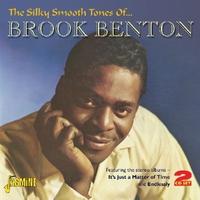 The Silky Smooth Tones Of ..-Brook Benton-CD