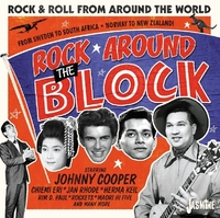 Rock Around The Block Vol. 1. Rock And Roll From--CD