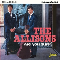 Are You Sure?-The Allisons-CD