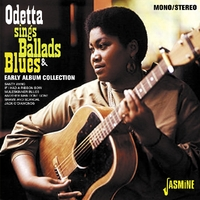 Sings Ballads And Blues. Early Album Collection-Odetta-CD