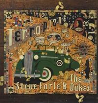 Terraplane-Steve Earle & The Dukes-LP