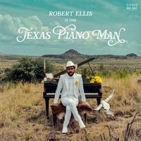 Texas Piano Man-Robert Ellis-LP
