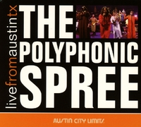Live From Austin TX-Polyphonic Spree-CD