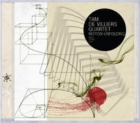 Motion Unfolding-David Feat. Linx, Tam de Villiers-CD