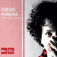 Strange Ways-Diego Pinera-CD
