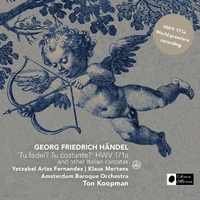 'Tu Fedel? Tu Costante?' HWV 171A And Other It-Ton Koopman-CD