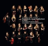 Nostalgia And Humility-Nederlands Jeugd Strijkorkest-CD