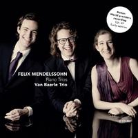 Piano Trios-Van Baerle Trio-CD
