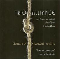 Standards Straight Ahead-Trio Alliance-CD