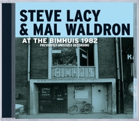 Live At The Bimhuis 1982-Steve Lacy & Mal Waldron-CD