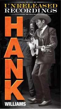 Unreleased Recordings..-Hank Williams-CD