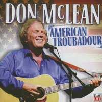American Troubadour-Don McLean-CD