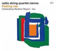 Posting Joe-Radio String Quartet Vienna-CD