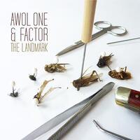 Landmark-Awol One And Factor-CD