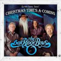 Christmas Times A-Coming-The Oak Ridge Boys-CD